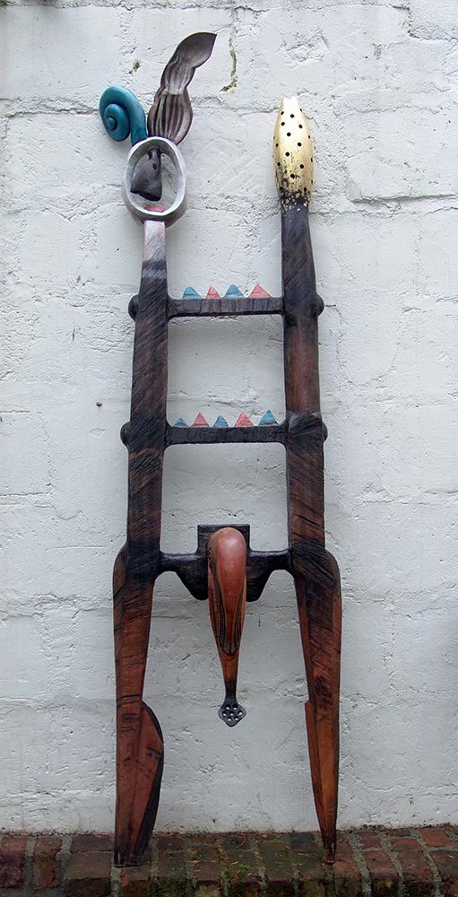 Ladder b