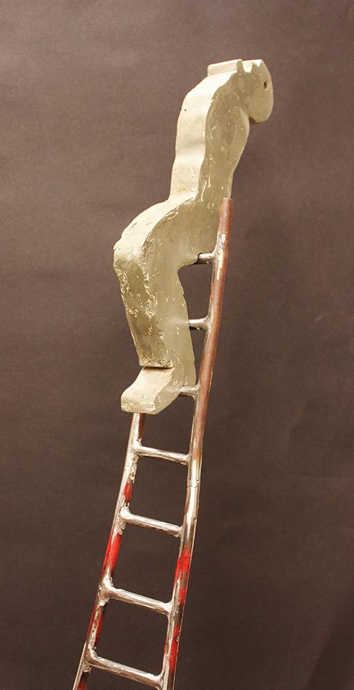 hemelshoog 90x16x38 cm staal,polyester